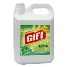 Nước lau sàn Gift 4L-Hồng