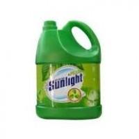 Nước rửa chén Sunlight Trà Xanh 4 Lít