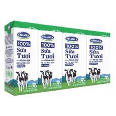 Sữa TT VNM CĐ đàn bò 180ml